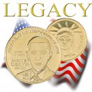 Obama Legacy Gold Coin
