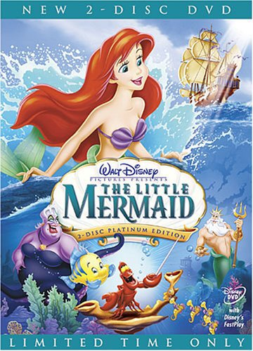The Little Mermaid (Two-Disc Platinum Edition) (1989)