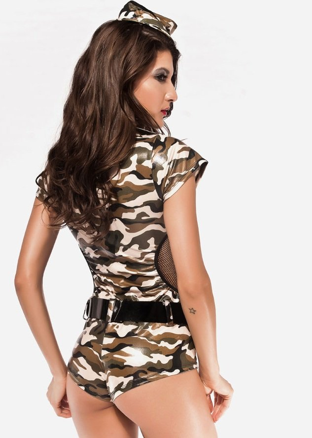 Were sexy camo lingerie costumes curious topic