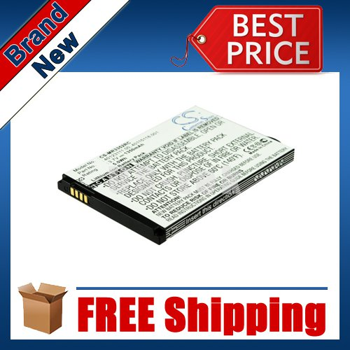 1350mAh Battery For Novatel Wireless MiFi 3352, MiFi 4510, MiFi 4510L