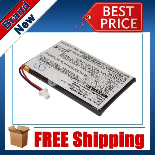 750mAh Battery For Sony Portable Reader PRS-500, PRS-500U2, PRS-505SC/JP
