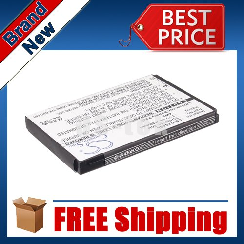 1100mAh Battery For Dopod Touch Viva, T2222