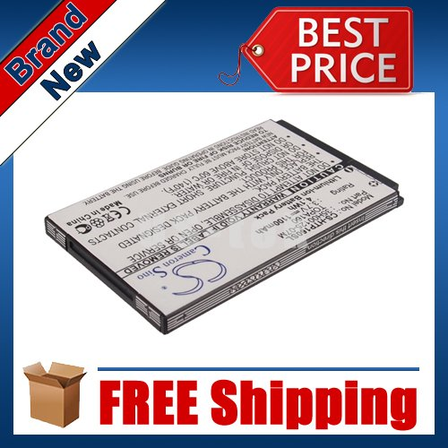 1100mAh Battery For HTC Touch Diamond 2, A3288, Pure, Smart, Rome, Rome 100