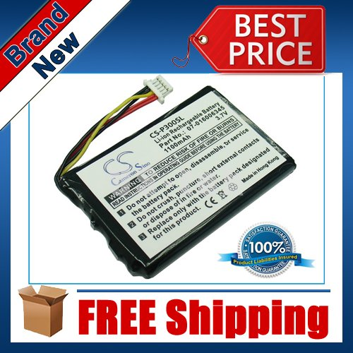 1100mAh Battery For NEC MobilePro P300