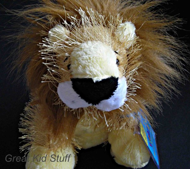 Webkinz Lion Webkins New Tag