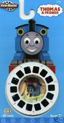 View Master Reels Thomas Tank Engine Friends ViewMaster New 3D