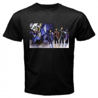 Gundam 00 Anime Manga Japan Art Mens T-Shirt  S to XXXL