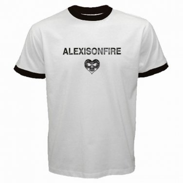 Alexisonfire Logo Emo Punk Rock Band Mens T-Shirt  S to XXXL