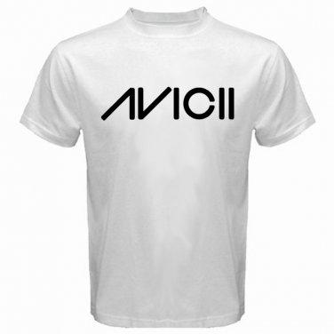 Avicii Logo EDM DJ Trance Dance Electronic Music Mens T-Shirt S to XXXL