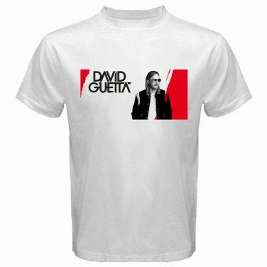 David Guetta EDM DJ Trance Dance Electronic Music Mens T-Shirt S to XXXL