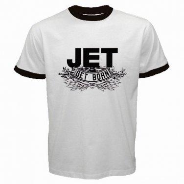 Jet Get Born Australian Hardcore Metal Rock Band Mens T-Shirt  S to XXXL