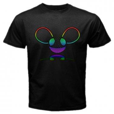 Deadmau5 Logo EDM DJ Trance Dance Electronic Music Mens T-Shirt S to XXXL