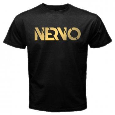 Nervo Logo EDM DJ Trance Dance Electronic Music Mens T-Shirt S to XXXL