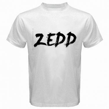 ZEDD Logo EDM DJ Trance Dance Electronic Music Mens T-Shirt S to XXXL