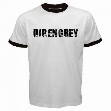 Dir En Grey Logo Japan Rock Band Punk Metal Hardcore Mens T-Shirt S to XXXL