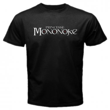 Princesse Mononoke Logo Anime Manga Japan Art Shonen Adventure Mens T-Shirt  S to XXXL