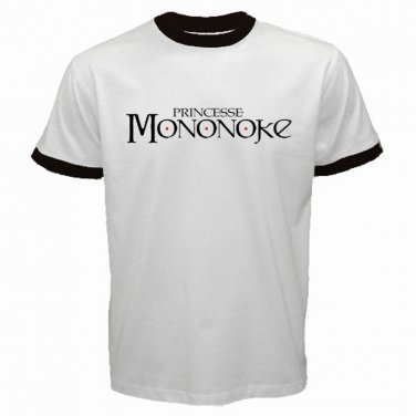 Princesse Mononoke Logo Anime Manga Japan Art Shonen Adventure Mens T-Shirt  S to XXXL