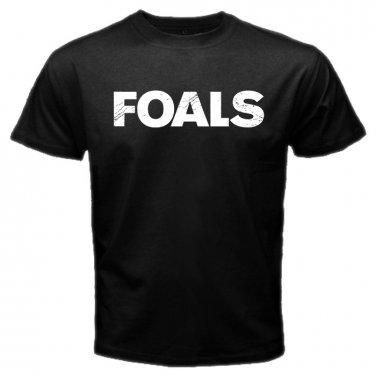 Foals Pop Rock Band British Band Mens T-Shirt  S to XXXL