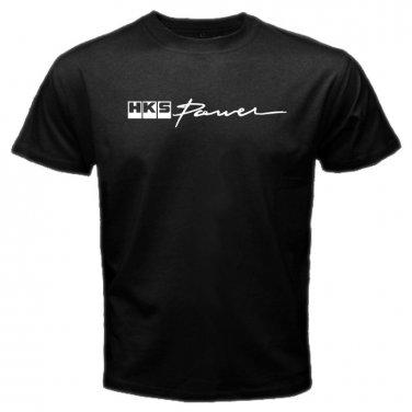 HKS Turbo LogoJapanese After Market Part Street Racing JDM Automotive  Mens T-Shirt  S to XXXL