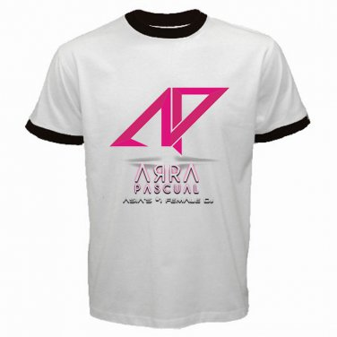Arra Pascual Logo Philipines DJ EDM Female House Trance Music Clubbing Rave Mens T-Shirt  S to XXXL
