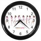 After School Korean Idol K-POP 10 Inch Wall Clock Home Decoration