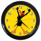Daffy Duck Cartoon Looney Tunes Warnerbros 10 Inch Wall Clock Home Decoration