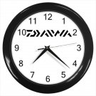 Daiwa Fishing Logo Fishing Equipment Japan 10 Inch Wall Clock Home Decoration