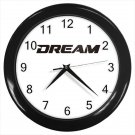Dream Japan Mix Martial Arts Competition MMA Logo 10 Inch Wall Clock Home Decoration