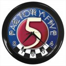 Factory Five Racing American Sport Racing Car Tuner Builder 10 Inch Wall Clock Home Decoration