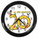 Hey! Arnold 20th Anniversary 10 Inch Wall Clock Home Decoration