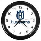 Husqvarna Motocross Moto X Offroad Motorcycle 10 Inch Wall Clock Home Decoration