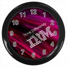 IBM International Business Machine Computer Logo 10 Inch Wall Clock Home Decoration