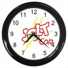 Jolt Cola Logo Beverages Food 10 Inch Wall Clock Home Decoration