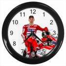Jorge Lorenzo Moto GP Champions Ducati Team 10 Inch Wall Clock Home Decoration