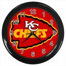 Kansas City Chiefs NFL American Football Team 10 Inch Wall Clock Home Decoration