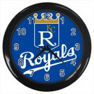 Kansas City Royal Baseball Team Major League American 10 Inch Wall Clock Home Decoration