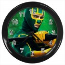 Kick Ass Super HEro Box Office Movie MTV 10 Inch Wall Clock Home Decoration
