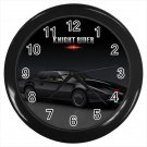 Knight Rider Classic American TV Series KITT  10 Inch Wall Clock Home Decoration