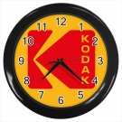 Kodak Logo Photography Company 10 Inch Wall Clock Home Decoration