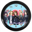 K-On Anime Manga Japanese Japan Band Light Music 10 Inch Wall Clock Home Decoration