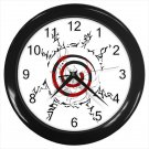 Kyuubi Shield Naruto Anime Manga Japan 10 Inch Wall Clock Home Decoration