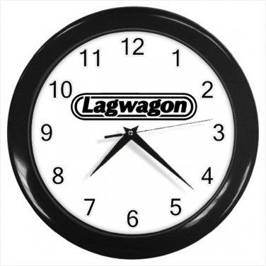 Lagwagon Punk Rock Band Alternative 10 Inch Wall Clock Home Decoration