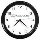 Lexus Car Logo Japan Premium Division Toyota 10 Inch Wall Clock Home Decoration
