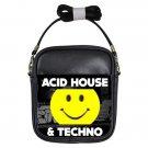 Acid House & Techno Girls Cross Body Sling Bag