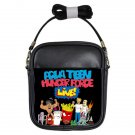 Aqua Teen Hunger Force Girls Cross Body Sling Bag