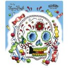 Sunny Buick Candy Sugar Skull Sticker/Decal
