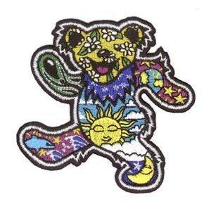 Grateful Dead - Dan Morris Dancing Bear Patch