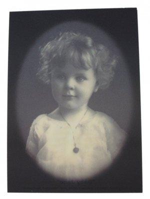 Haunted Memories- Baby Jane  5 X 7 Changing Portrait