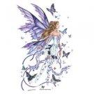 "Nene Thomas - Lavender Serenade Fairy - Jumbo 8.5"" Sticker / Decal"