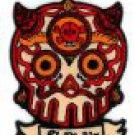 Maryann Luera - El Diablo Sugar Skull - Embroidered Patch